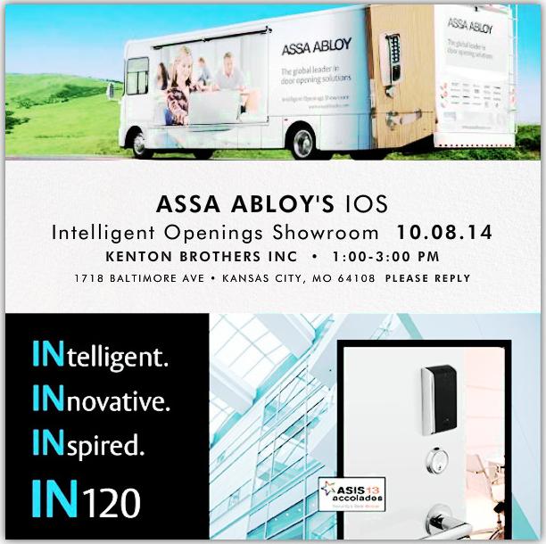 Assa Abloy IOS invite