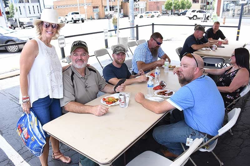 Kenton Brothers: BBQ and Brass 2017