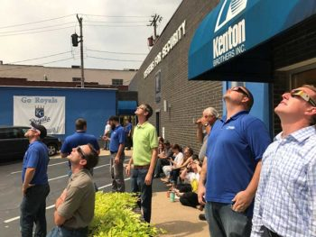 Kenton Brothers: Eclipse Watching Party 2017