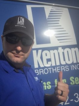 Kenton Brothers: David Potter