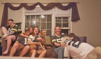 Kenton Brothers: Alex Holladay Family