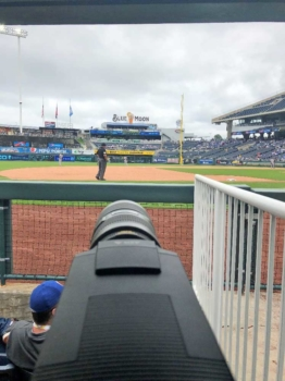 Kenton Brothers and AXIS Communications at Royals!