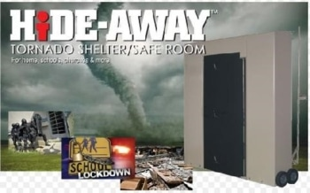 Hide-Away Shelters