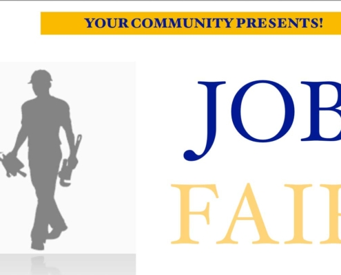 Community Job Fair - February 12th