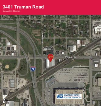 KB Truman: City Map