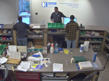 Commercial Counter - People Counter in Action