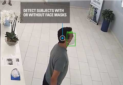 Avigilon Mask Detection