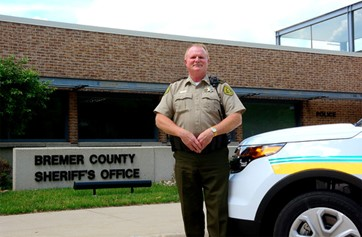 Bremer County: Sheriff Dan Pickett