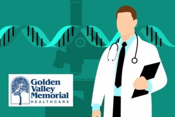 Golden Valley Memorial Healthcare Logo