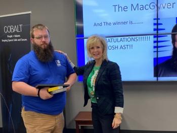 MacGyver Award