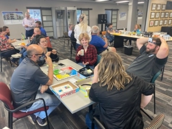 Kenton Brothers Quarterly Breakfast Family Meetings