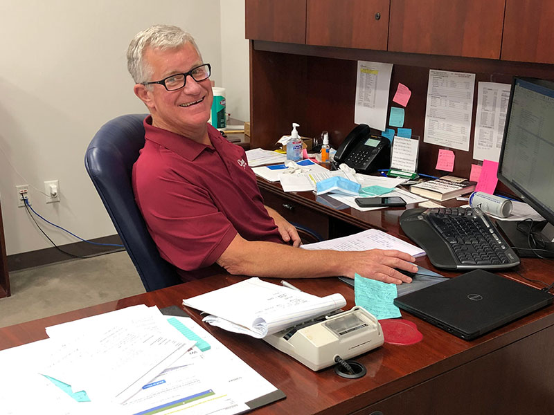 David Floyd, General Manager