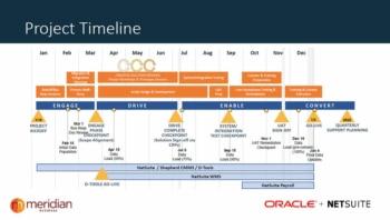 KB NetSuite Project Timeline